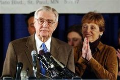Joan Mondale, wife of former U. vice president, dies at 83 Walter Mondale, David Bailey, Vice President, Ted, Presidents, Champion, Culture