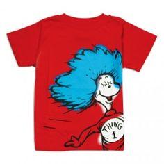 Dr. Seuss Themed T-Shirt