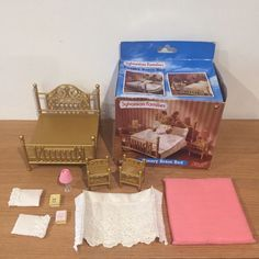 140 Best Calico Critters Bedrooms Images On Pinterest Sylvanian