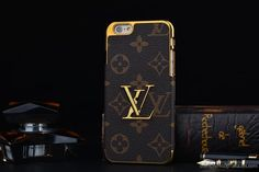 Exclusive Louis Vuitton iPhone 6 Plus Cases – The Latest New York Fashion - Classic Design Art