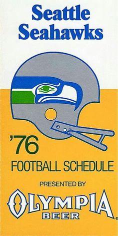 1976 Seattle Seahawks