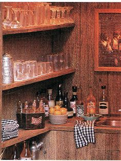 DYI DOLLHOUSE MINIATURES: Search results for canning jars