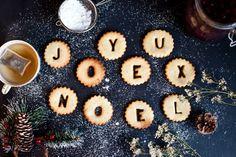 Murmures: Pochette cadeaux // Sablés de Noël vanille & Cardamome