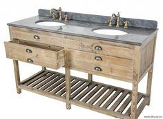 Best badkamers landelijke rustieke cottage badkamermeubelen