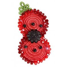 Shop for Jewellery Crafting Patterns & Accessories by KleshnaJewellery Remembrance Poppy, Royal British Legion, Poppy Brooches, Small Flowers, Lapel Pins, Jewelry Crafts, Poppies, Charity, Crochet Earrings
