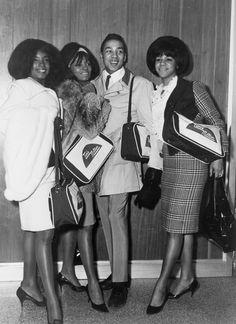 Smokey Robinson and The Supremes