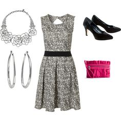 dressed up-love the classic dress