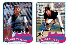 "The movie ""Major League"" is getting baseball cards.    In honor of the 25th anniversary of the movie, Topps will produce commemorative versions of its 1989 cards featuring the fictional Cleveland Indians."
