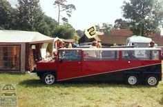 6 Wheeled Mini Scamp