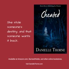 #2 in the Death Cheater series is available! Young Adult/Teen inspirational paranormal #clean read