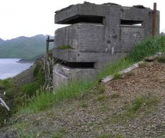 Dutch Harbor Bunkers