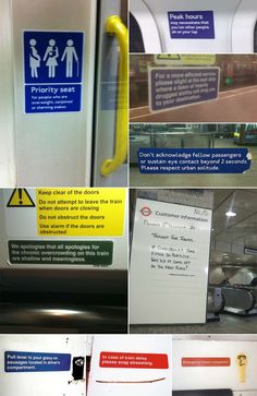 London has a sense of humor.
