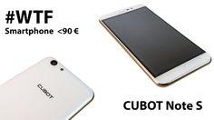 Was? Smartphone für unter 80 Euro? Cubot Note S