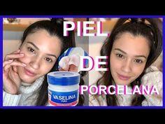 PIEL DE PORCELANA CON VASELINA💦😍😱 (FUNCIONA👍) - YouTube Vicks Vaporub, Tips Belleza, Vaseline, Youtube, Bb, Make It Yourself, Videos, Makeup, Amor