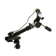 http://handinstrument.se/mikroskop-dino-lite-r36398/dino-lite-kraftigt-ledat-industristativ-med-teleskop-for-jiggar-43-MS52B-r44236  Dino-Lite kraftigt ledat industristativ med teleskop för jiggar  Dino-Lite tunga ledad fjädrande armstativet. Den MS52B är ett stativ med ledad böjlig armtyp och hölster för användning med Dino-Lite handhållna digitala mikroskop.  De precisionsbearbetade hantverksmässiga komponenterna ger smidig Anpassning och obegränsad horisontell positionering...