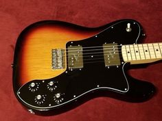 200 Best The Tele Deluxe 72 Love Ideas Telecaster Deluxe Telecaster Fender Telecaster
