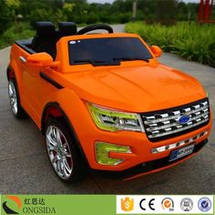 best selling four wheels remote stroller baby toy car plastic big ride on car for