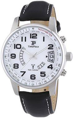 Time piece herren armbanduhr funk