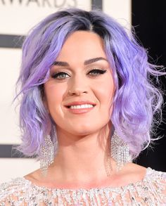 Katy Perry, Grammy Awards, Hair is what I aim for after my hair is long enough. Can't come fast enough