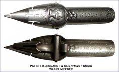D.Leonardt 1626 F Nib