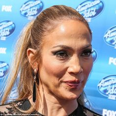 Pics: Jennifer Lopez stuns in sheer-panelled gown at American Idol grand finale - https://www.nollywoodfreaks.com/pics-jennifer-lopez-stuns-in-sheer-panelled-gown-at-american-idol-grand-finale/