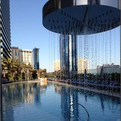 Bamboo Pool - The Cosmopolitan, Las Vegas