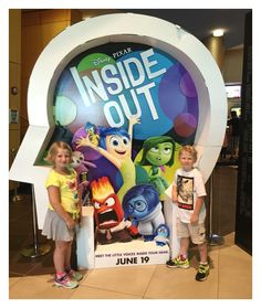 Inside Out - Now in
