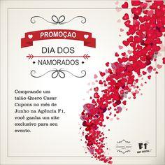 Aproveite essa promoção e presentei quem você ama.    Adquira já o seu talão na F1 MKT Digital.  Rua Pernambuco, 2301, Ipiranga - Divinópolis/MG  (37)3016-3133
