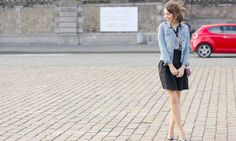 Outfit: Cobble VS Heels | lovelifelovefashion
