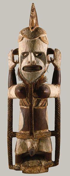 Figure (Uli), mid-19th–early 20th century Mandak-Barak area, Lelet Plateau, Central New Ireland
