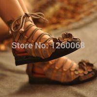 Artmu zapatos genuina pisos zapatos de cuero para mujer las señoras arte hechos a mano clásicos calza tamaño 35-40