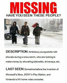 Have you seen these people?