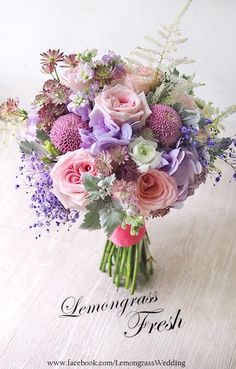Wedding bouquets spring lilacs 69 New ideas Spring Wedding Bouquets, Bride Bouquets, Flower Bouquet Wedding, Bridesmaid Bouquet, Floral Bouquets, Floral Wedding, Pastel Bouquet, Wedding Decor, Hand Tied Bouquet