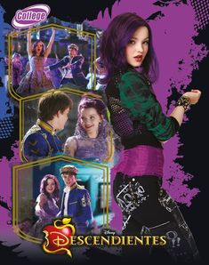 Mal And Evie, Dove Cameron, Maleficent, Costume Design, Cool Hairstyles, Wigs, Fandoms, Disney Princess, Fandom