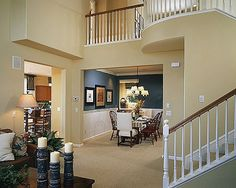 Model Homes Interior Paint Colors
