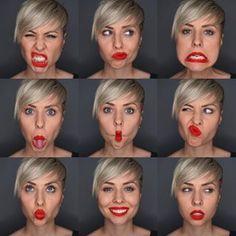Instagram photo by alicia_wunderbar - LIPPENSTIFT ROUTINE #goodmorning in the Morning, wie der Wendler sagen würde  die Semmeln und Brezen sind im Ofen und meine neustes Video ist online! Der Link wie immer oben in der Beschreibung   @maccosmetics @essence_cosmetics  #lipstick #lips #lippenstift #lippen #schminken #makeup #makeupartist #mua #style #fashion #fashionista #hair #hairstyle #weekend #love #happy #smile #picoftheday #photooftheday #shorthair #shorthairdontcare #augsburg