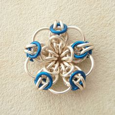 celtic flower tutorial