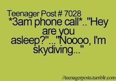 Hahahaha ya omg yes