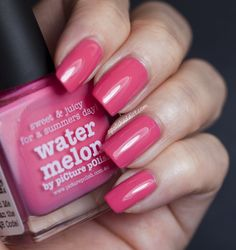 piCture pOlish Watermelon | A Polish Addict