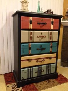 how to faux paint furniture - Google Search