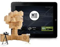 Strona internetowa dla firmy M11  http://wezom.pl/services/katalog_towarow_lub_uslug