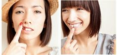 really-shit:  Only In Japan: Teeth Tattoos Teeth tattoos that...