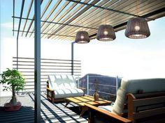 Una óptima iluminación exterior de casas, y en concreto la iluminación de mesas de terrazas y jardines, requiere de conocimientos e ideas que te explicamos aq