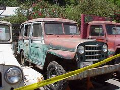 Explore our web site for more relevant information on work trucks. It is an outstanding spot to read more. Jeep Pickup, Jeep 4x4, Jeep Truck, Pickup Trucks, Old Vintage Cars, Vintage Trucks, Old Trucks, Willys Wagon, Jeep Willys