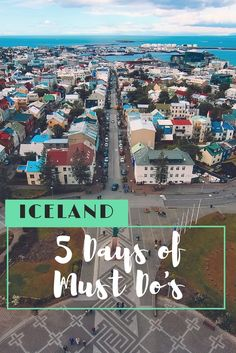 A guide to spending 5 fantastic Bucket List days in Iceland that will leave you wanting to go back! Find out what I got up to here!