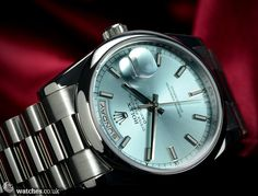 Rolex Day Date Platinum Reference 118206