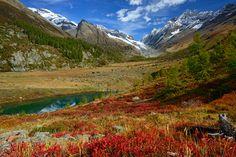 Lötschental Grundsee