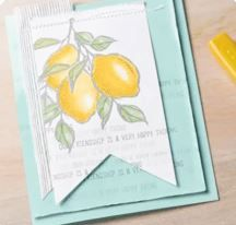 Masking Technique Tutorial for this adorable card, using A Happy Thing and Blendabilities available NOW during Sale-A-Bration!