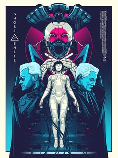 Ghost in the Shell - Amien Juugo