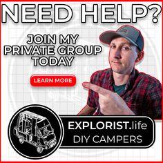 This post outlines all of the main parts and components of a DIY Camper Solar setup. Diy Camper, Truck Camper, Camper Van Conversion Diy, Solar Power System, Solar Battery, Diy Solar, Campervan, Van Life, Solar Panels